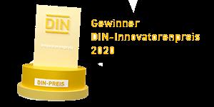 Gewinner des DIN-Innovatorenpreises 2020